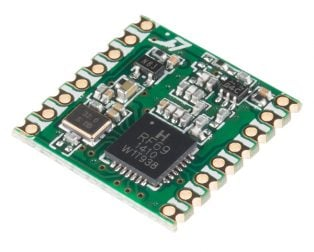 RFM69HCW Wireless Receiving Module-434 MHz