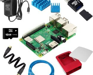 Raspberry-Pi-3B+Starter kit