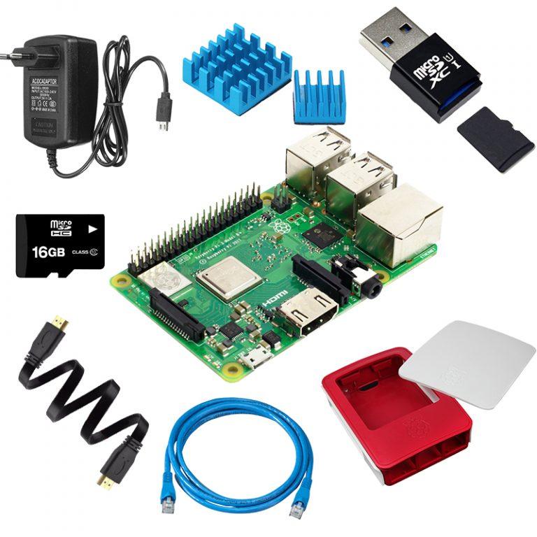 Raspberry-Pi-3B+Starter kit