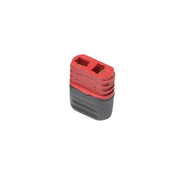 T Style Female Connector with Insulating Cap