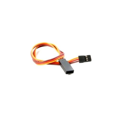 SafeConnect Flat 15CM 22AWG Servo Lead Extension (JR) Cable