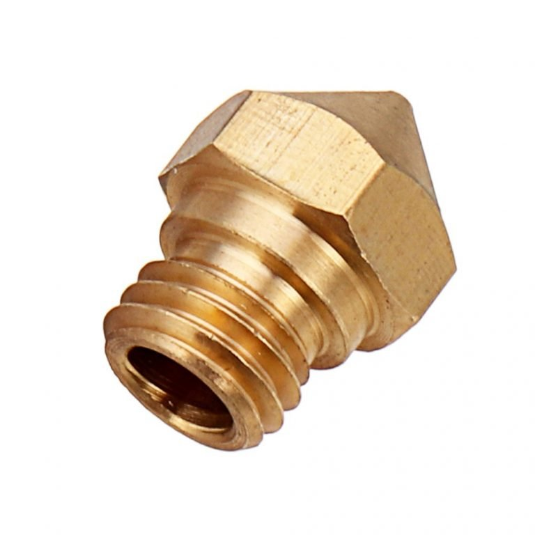 0.4 mm 3D Printer Extruder Brass Nozzle Makerbot MK10 ROBU.IN