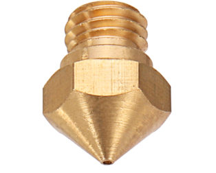0.4 mm 3D Printer Extruder Brass Nozzle Makerbot MK10 -ROBU.IN