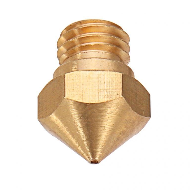 0.4 mm 3D Printer Extruder Brass Nozzle Makerbot MK10 -ROBU.IN