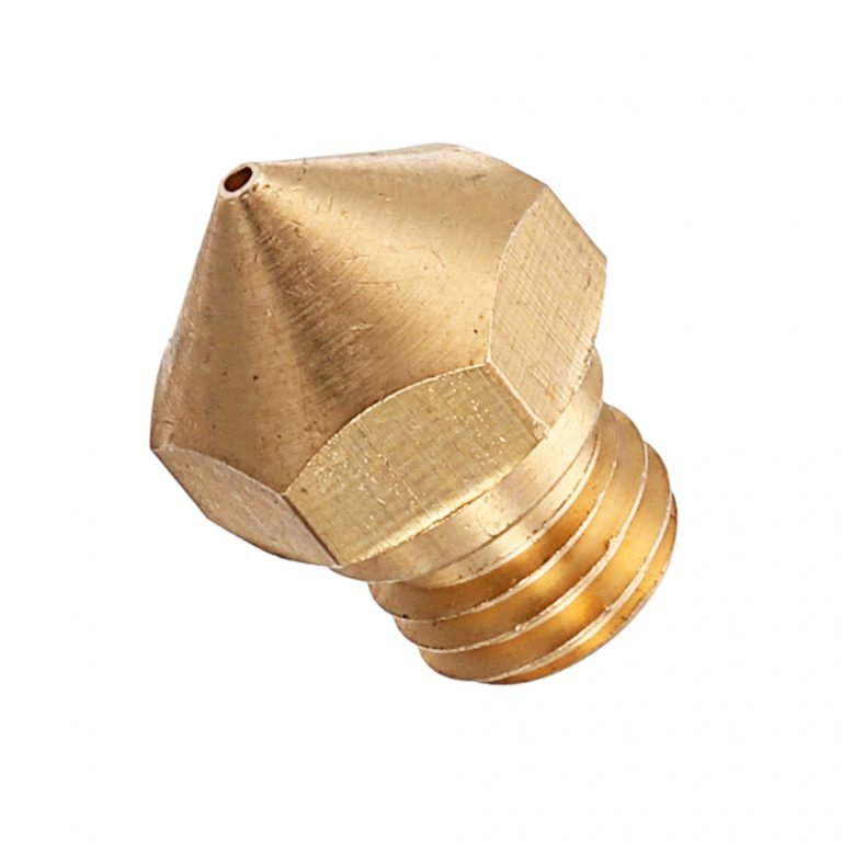 0.4 mm 3D Printer Extruder Brass Nozzle Makerbot MK10 - ROBU.IN