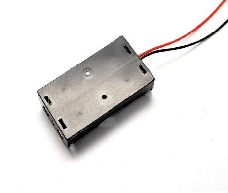 2 x 1.5V AA Battery Holder Without Cover