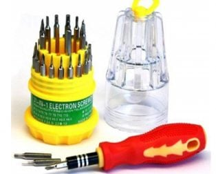 31 in 1 Universal Multifunction Portable Screwdriver Set