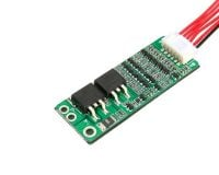 5S 15A 18650 Li-ion Lithium Battery BMS Charger Protection Board for 18V 21V Battery -ROBU.IN