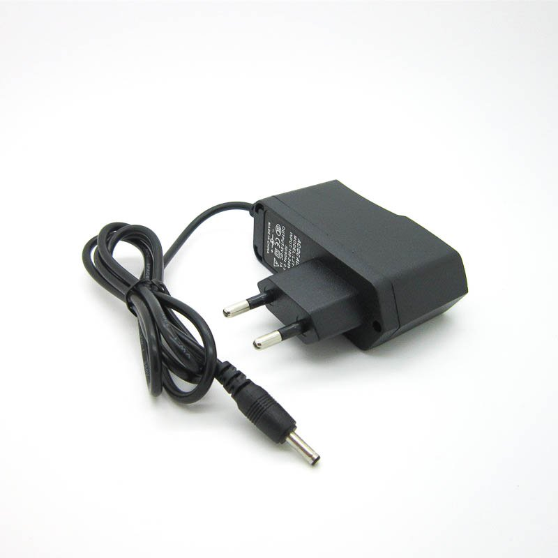 EU 9V 1A AC-DC Power Adapter with Cable - Robu in | Indian Online Store |  RC Hobby | Robotics