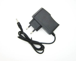 9V 1A EU Plug Adapter - ROBU.IN