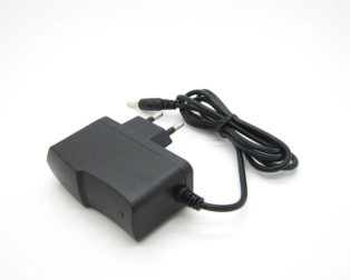 9V 1A EU Plug Adapter-ROBU.IN