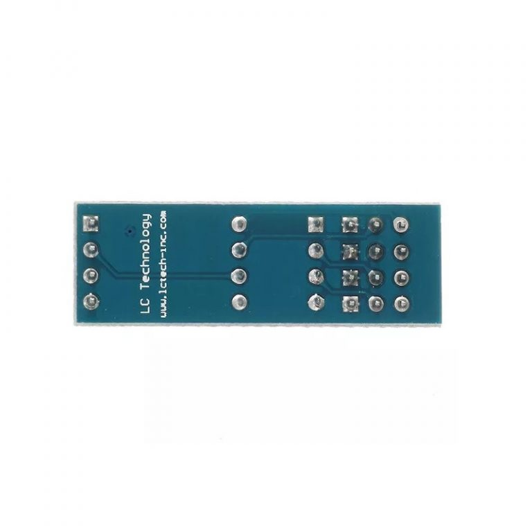 AT24C256 Serial EEPROM I2C IIC Interface Data Storage Module for Arduino ROBU.IN