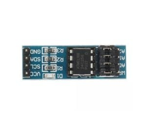AT24C256 Serial EEPROM I2C IIC Interface Data Storage Module for Arduino -ROBU.IN
