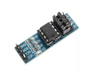 AT24C256 Serial EEPROM I2C IIC Interface Data Storage Module for Arduino - ROBU.IN