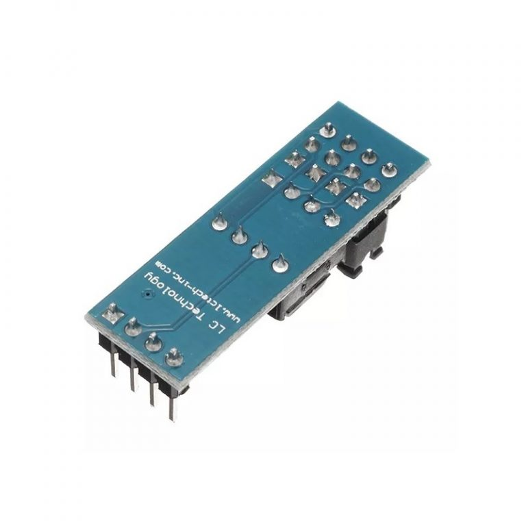 AT24C256 Serial EEPROM I2C IIC Interface Data Storage Module for Arduino- ROBU.IN