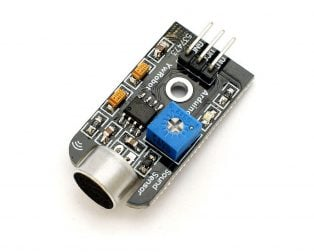 Analog Sound Sensor Microphone Module for Arduino-ROBU.IN