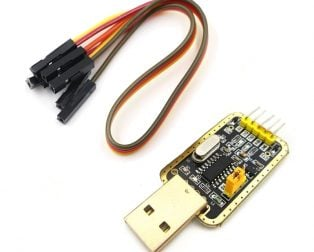 CH340G USB to RS232 TTL Auto Converter Adapter Module for Arduino