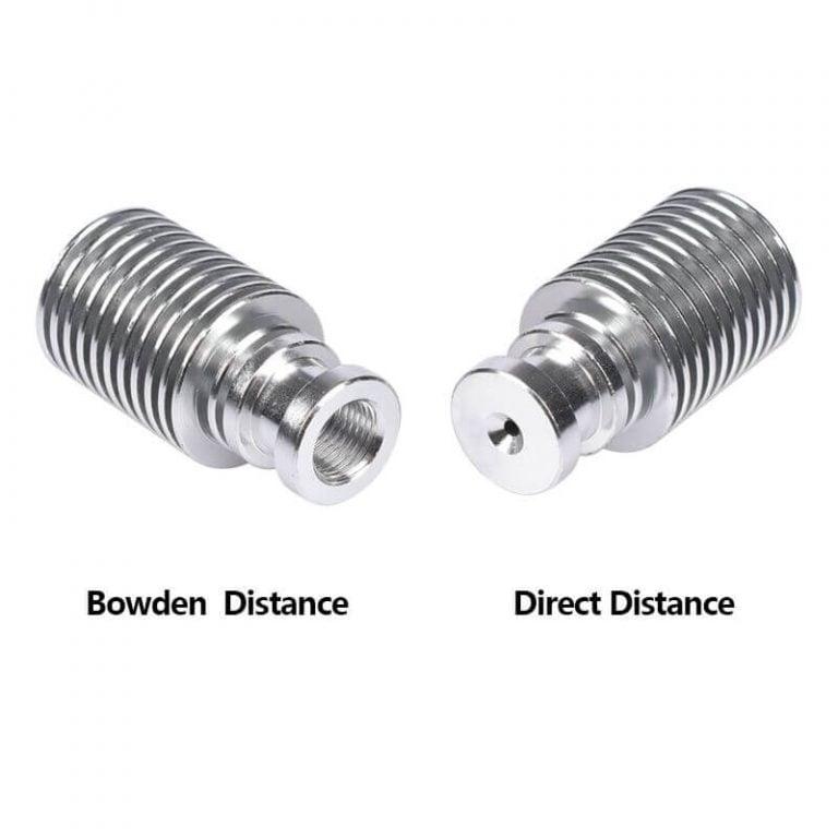 Direct V6 J-head Hotend HeatShrink for 1.75 & 3.0 mm filament