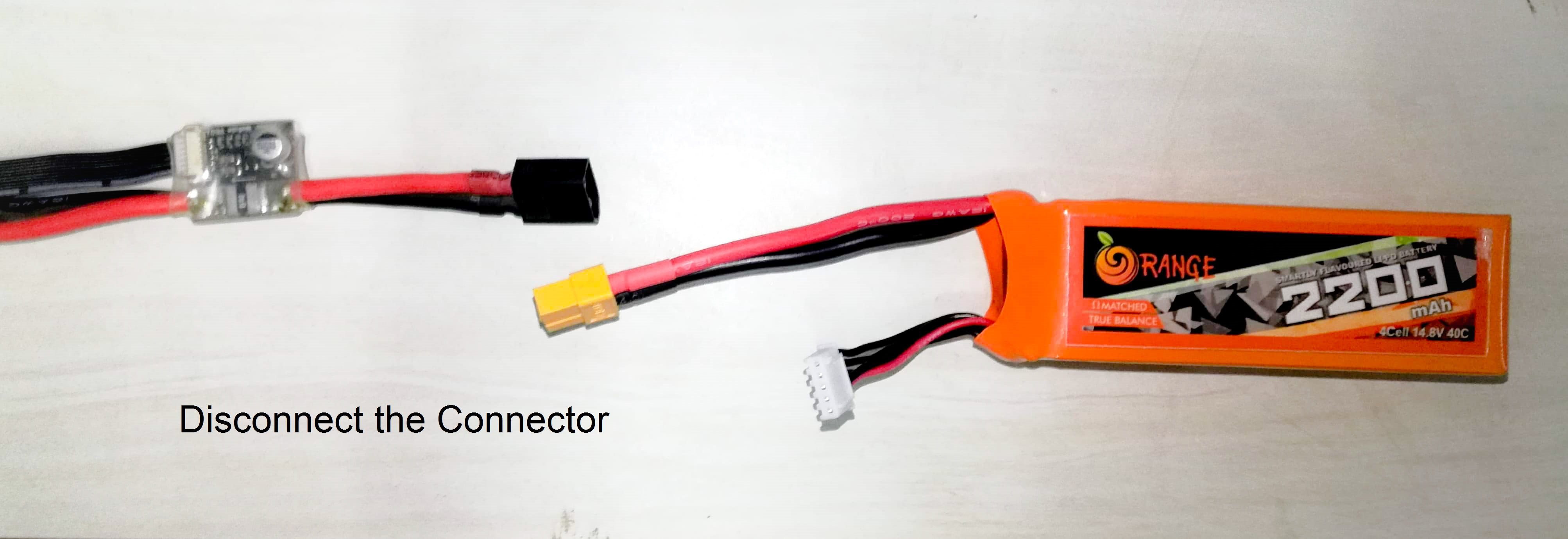 Px4 Battery Calibration