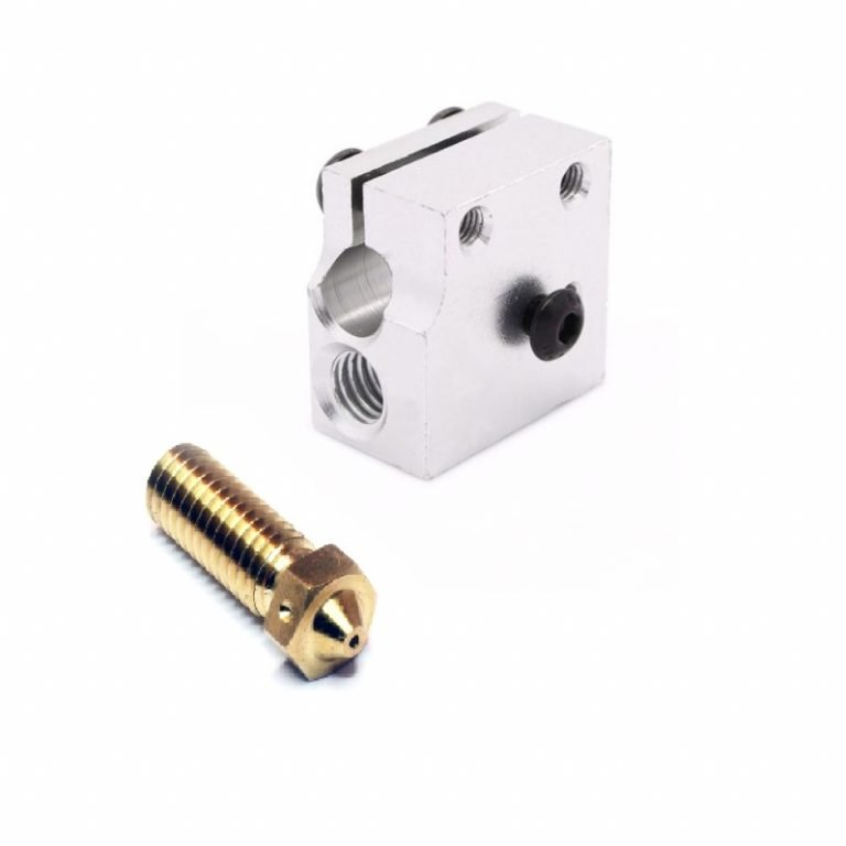 E3D 12V Volcano Upgrade Kit for 1.75mm with 0.80 mm Nozzle