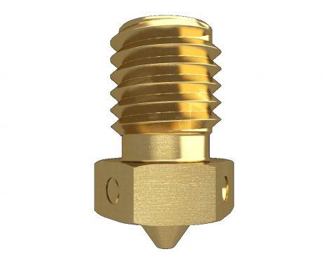 E3D Brass V6 Nozzle