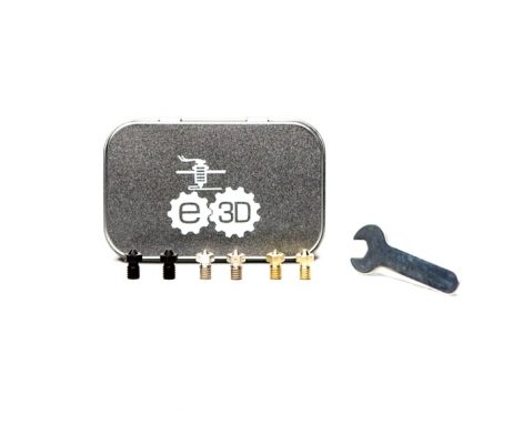 E3D Nozzle Pro Pack 1.75mm Kit