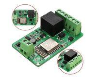 ESP8266 10A DC 7-30V Network Relay WIFI Module -- ROBU.IN