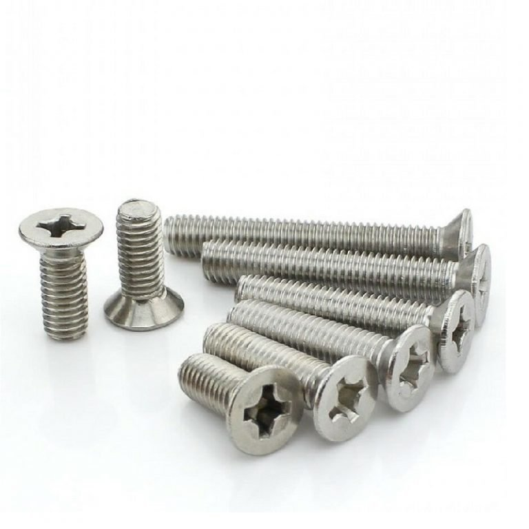 Easymech SS 304 CSK Countersunk Philips Head Bolt