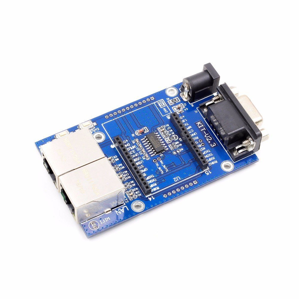 HLK-RM04 UART to Serial Wifi Ethernet Wifi Module - Robu in | Indian Online  Store | RC Hobby | Robotics