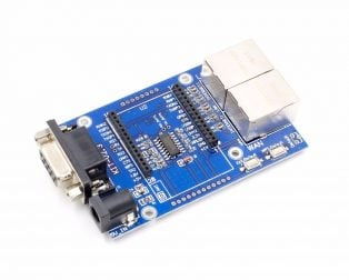 HLK-RM04 UART to Serial Wifi Ethernet Wifi Module ROBU.IN