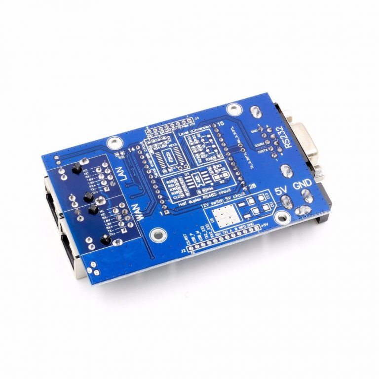HLK-RM04 UART to Serial Wifi Ethernet Wifi Module -ROBU.IN