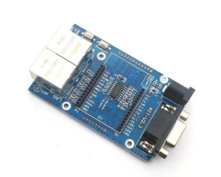 HLK-RM04 UART to Serial Wifi Ethernet Wifi Module- ROBU.IN
