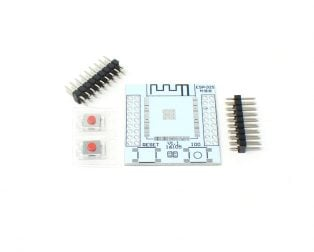 Adapter Breakout Board for ESP-32f ESP32 ESP-Wroom-32 Wireless Bluetooth Module -ROBU.IN