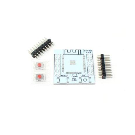 Adapter Breakout Board for ESP-32f ESP32 ESP-Wroom-32 Wireless Bluetooth Module -ROBU.IN