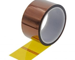 Koptan 50mm x 33m High Temperature Resistant Tape for 3D Printers