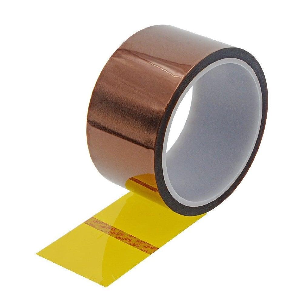 Koptan 50mm x 33m High Temperature Resistant Tape for 3D Printers