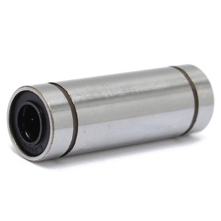 LM6LUU 6mm Bushing Longer Linear Ball Bearing - ROBU.IN