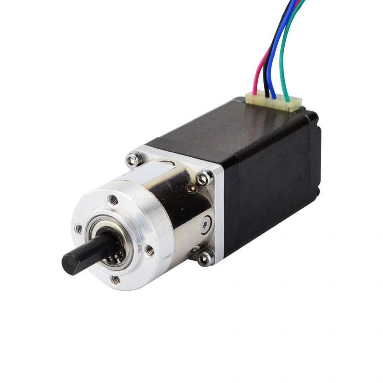 NEMA11 Planetary Geared Stepper Motor - ROBU.IN