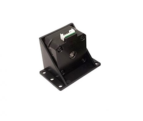 Nema 17 Compact Motor mounted in Bracket