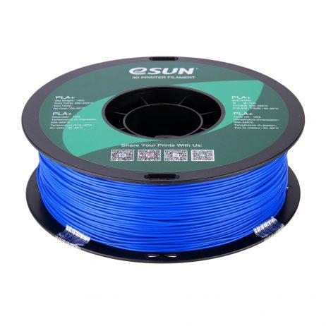 eSun PLA+ 1.75mm 3D Printing Filament 1kg-Blue