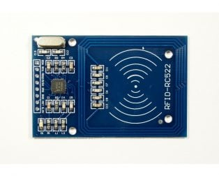 RC522 RFID Card Reader Module 13.56MHz ROBU.IN
