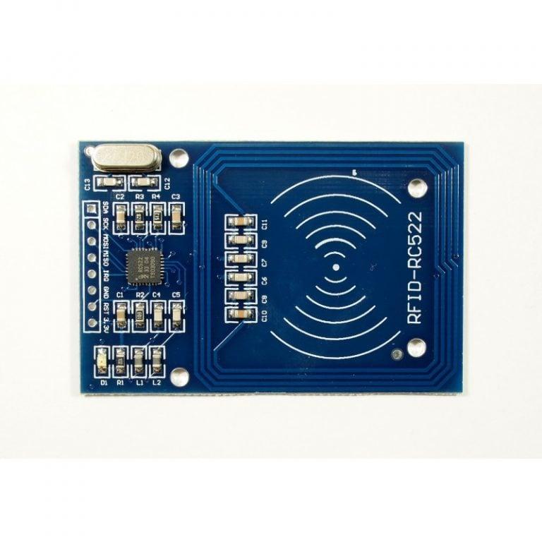 RC522 RFID Card Reader Module 13.56MHz ROBU.IN