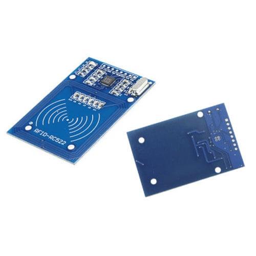 RC522 RFID Card Reader Module 13.56MHz -ROBU.IN