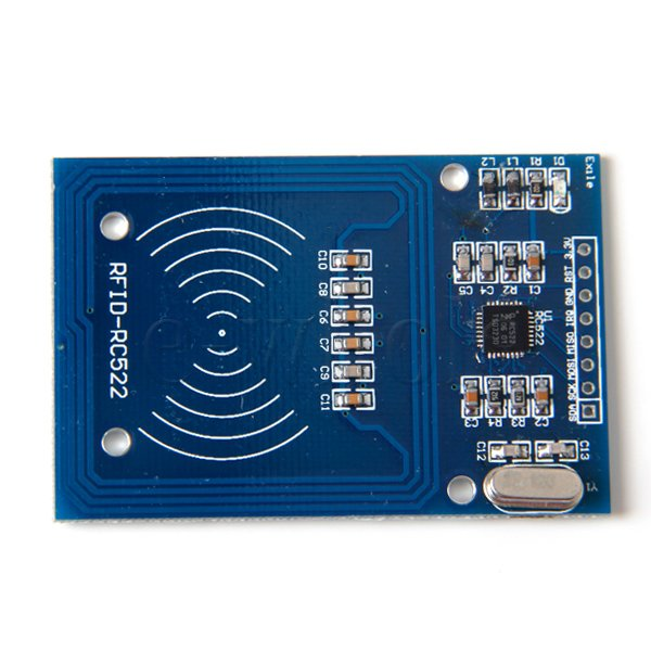 RC522 RFID Card Reader Module 13.56MHz - ROBU.IN]