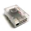 Raspberry Pi 3 3B+ Frosted Case -ROBU.IN