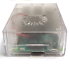 Raspberry Pi 3 3B+ Frosted Case-ROBU.IN