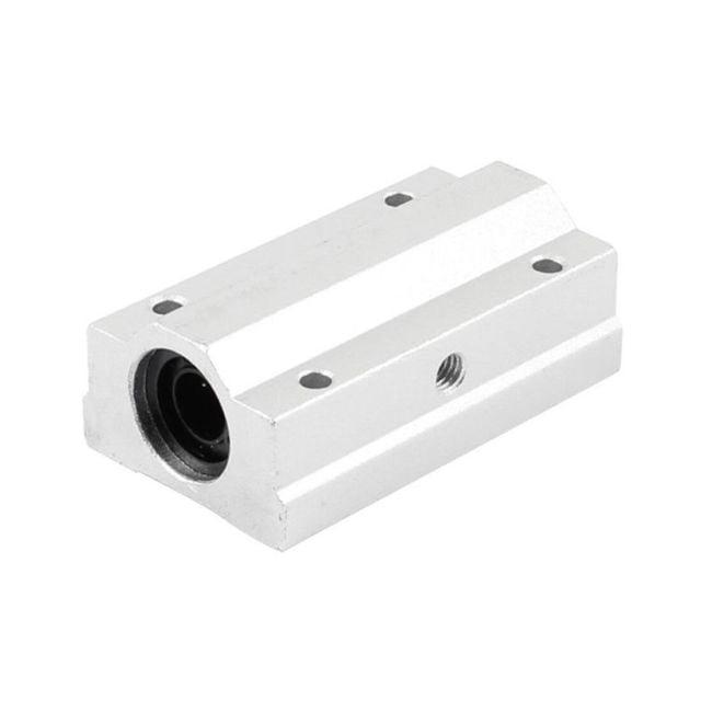 SC8LUU 8mm Linear Ball Bearing Slide Unit for CNC, 3D Printer --- ROBU.IN