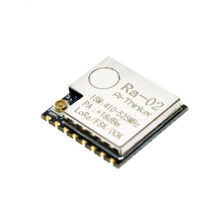 SX1278 LoRa Series Ra-02 Spread Spectrum Wireless Module -ROBU.IN