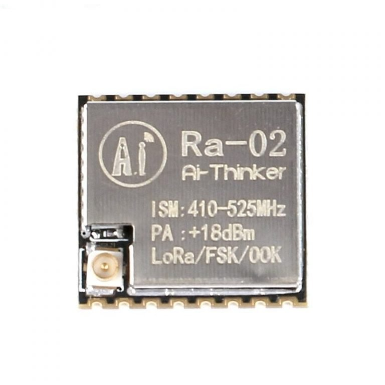 SX1278 LoRa Series Ra-02 Spread Spectrum Wireless Module-ROBU.IN
