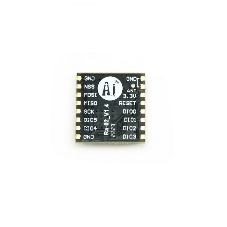 SX1278 LoRa Series Ra-02 Spread Spectrum Wireless Module - ROBU.IN